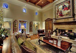 Custom Luxury Homes Furniture