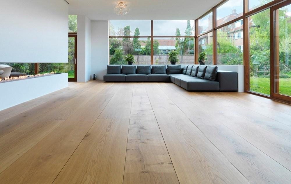 Exotic Wood Floor