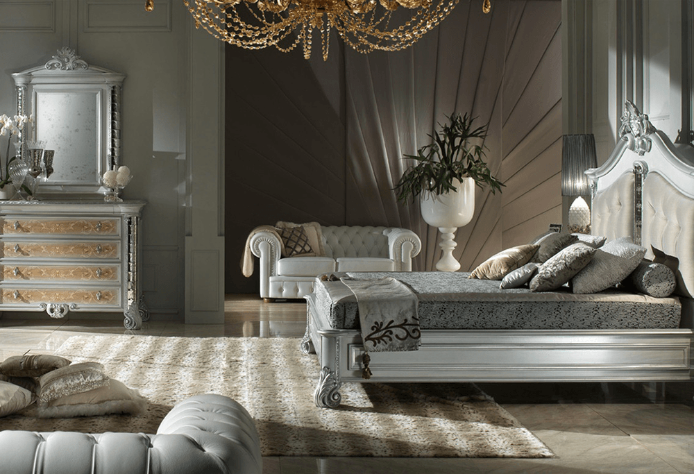 Luxury Contemporary Bedroom Furniture