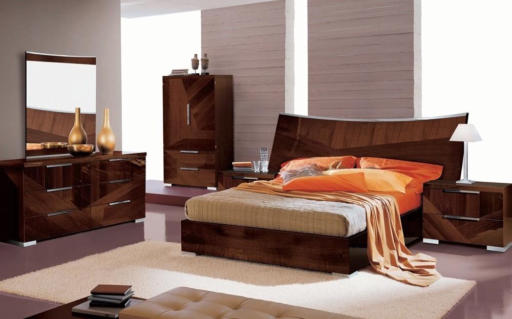 Teak Bedroom Set