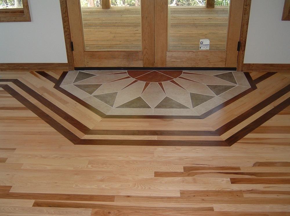 Modern Wood Floor Patterns
