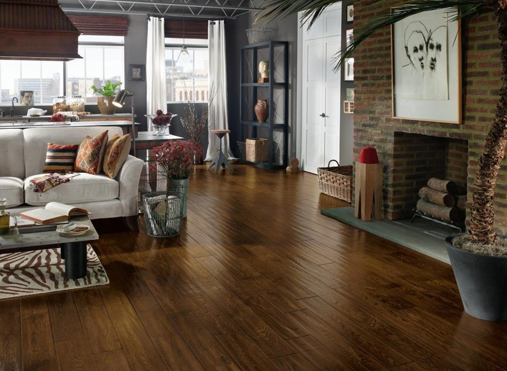 Residential Wood Floors