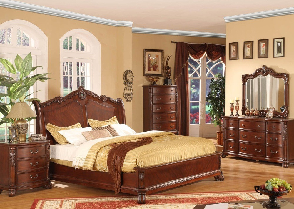 Quality Solid Wood Bedroom Furniture