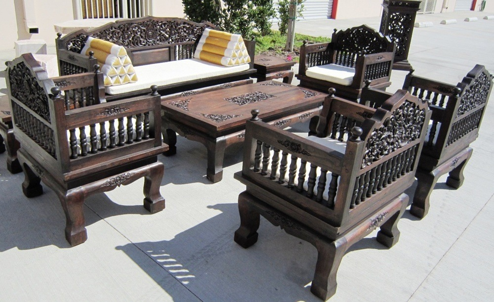 Teak Living Room Furniture