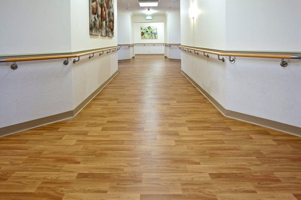 Gloss Vinyl Flooring