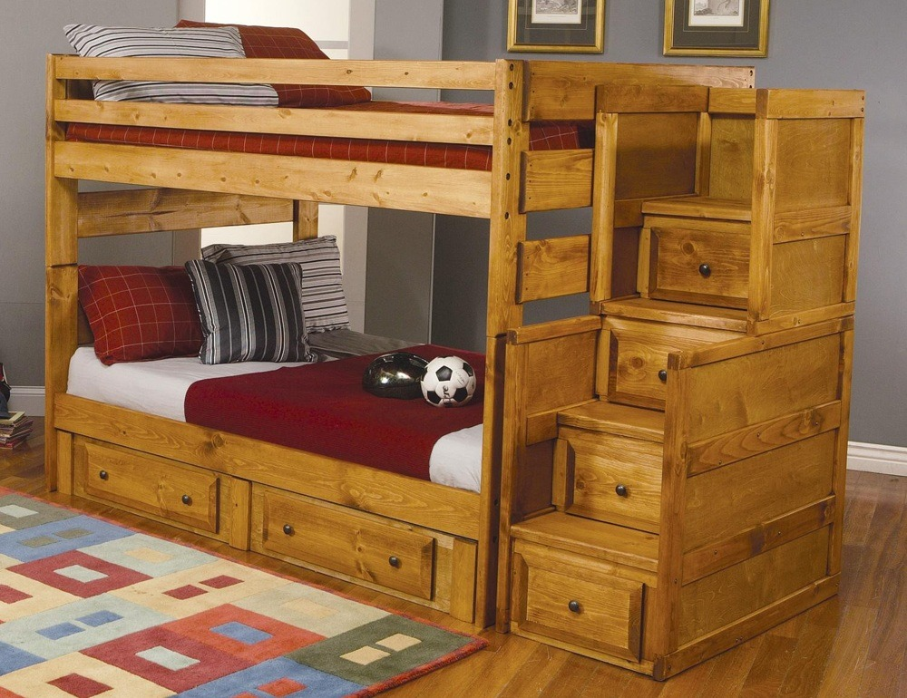 Kids Bunk Bed Bedroom Sets