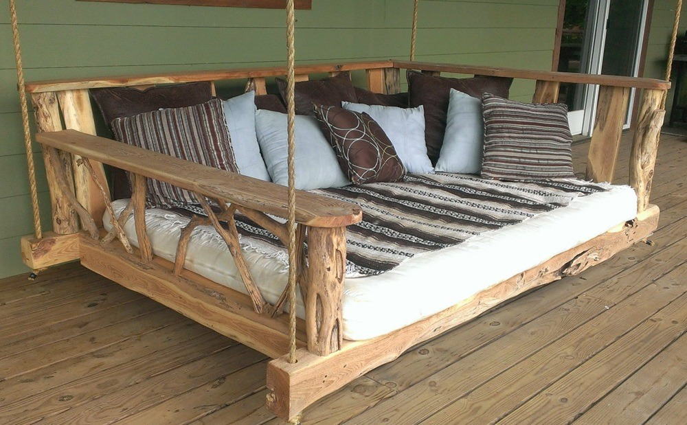 Personalized Porch Swing