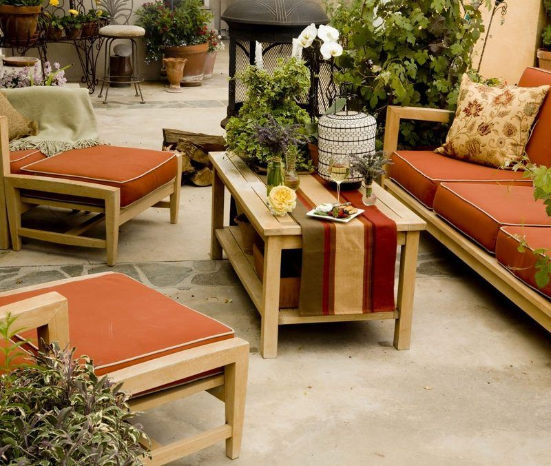 Futon Outdoor Furniture