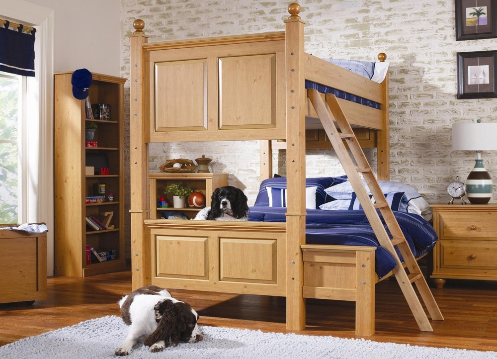Small Bunk Beds for Small Spaces