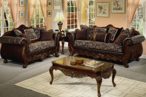 Modern and Classic Sofa Set