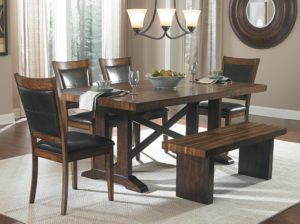 Simple Dining Chair Set