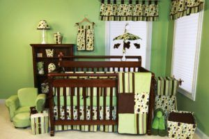 Affordable Crib Bedding Set