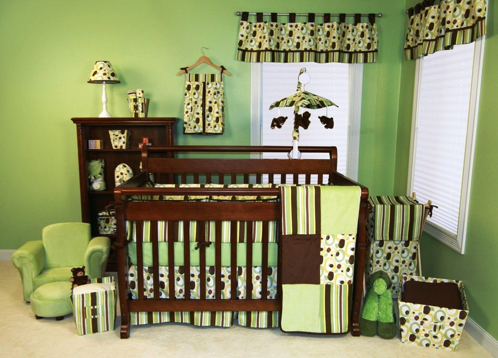 Affordable Crib Bedding Set