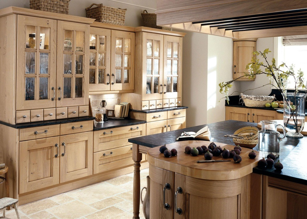 Country Wood Kitchen
