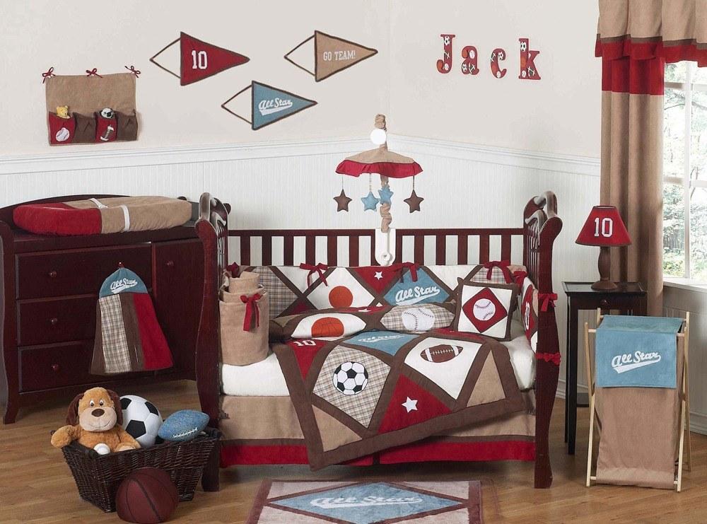 Elegant Baby Boy Crib