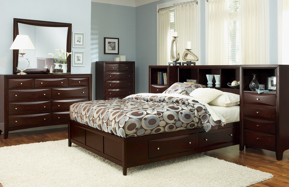 Elegent Bedroom Furniture With Teak Wood Thebestwoodfurniture Com