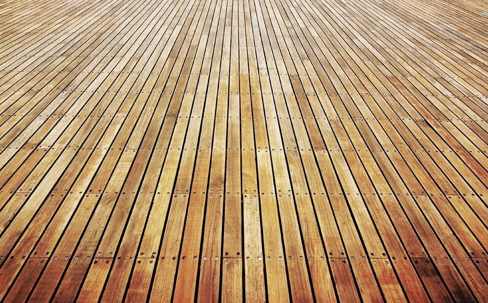 Random Wood Floor Pattern