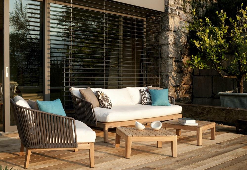 Oak Outdoor Furniture