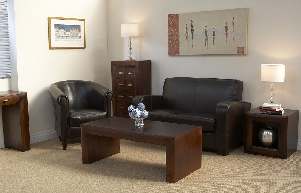 Dark Brown Wood Furniture