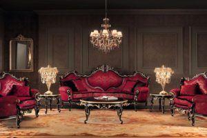 Living Room Classic Italian Furniture