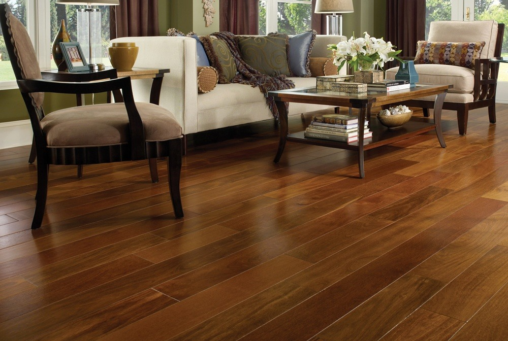 Natural Maple Wood Flooring