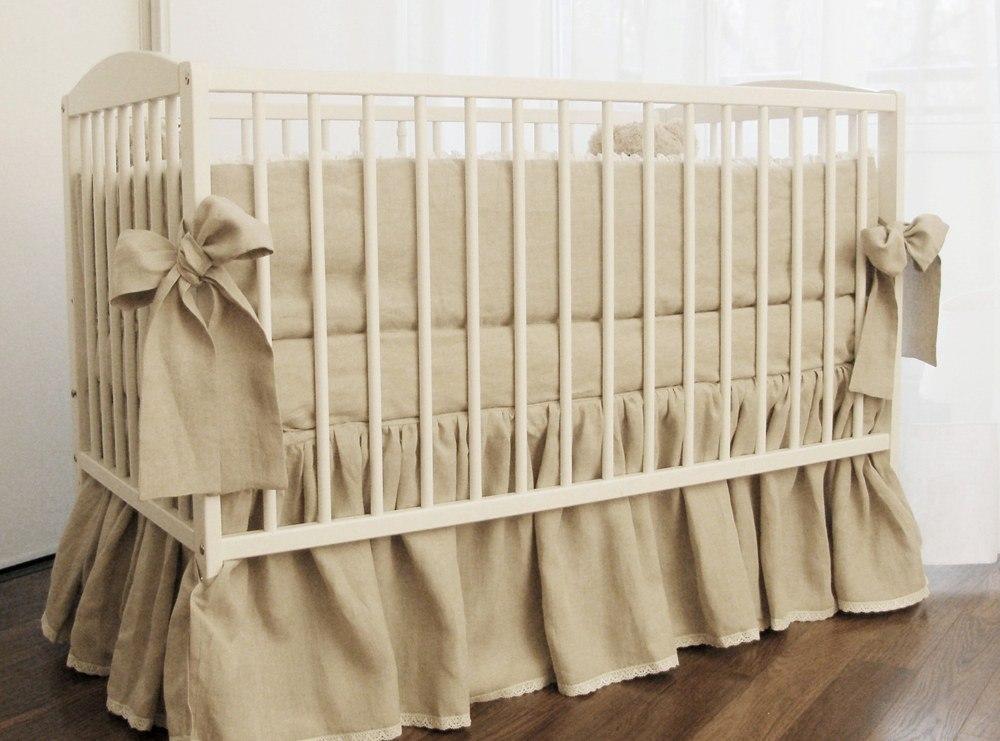 Natural Baby Crib