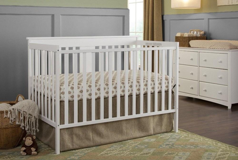 Elegant Baby Crib