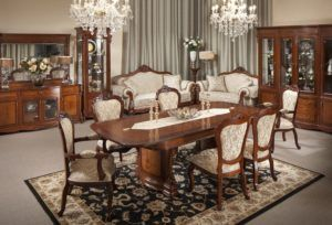 Classical Dining Room Furniture Design