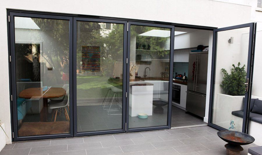 Large Exterior Sliding Glass Doors