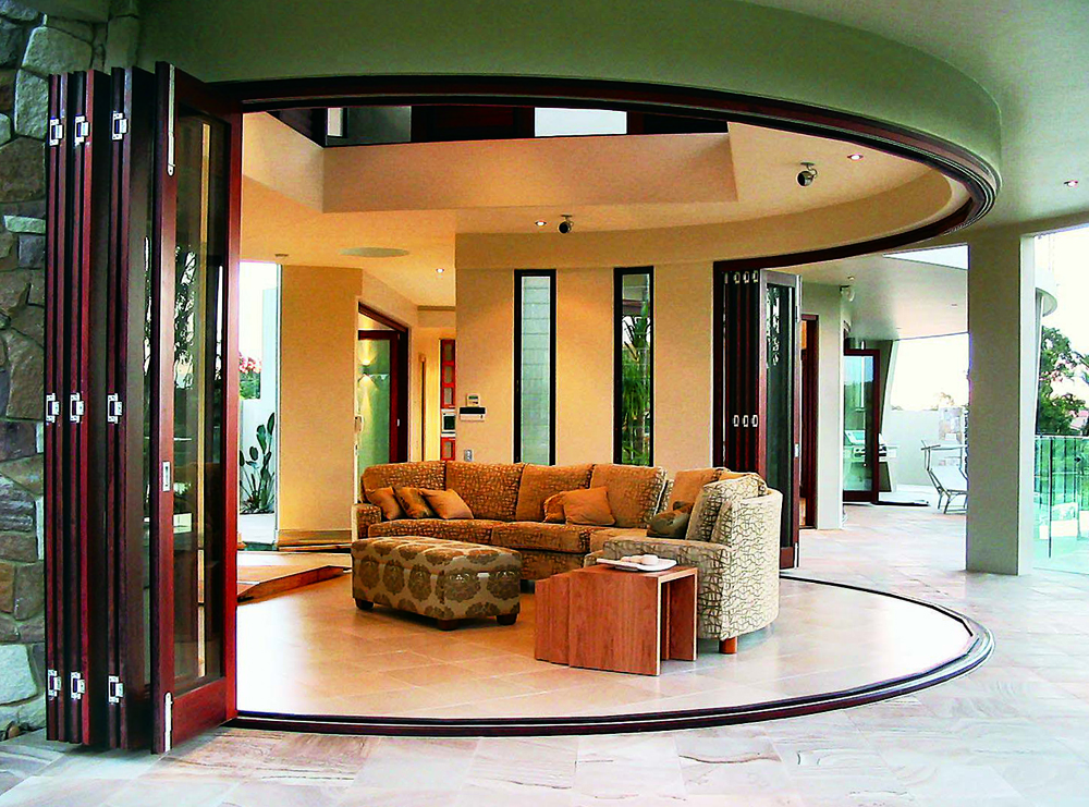 Interior Folding Door Systems