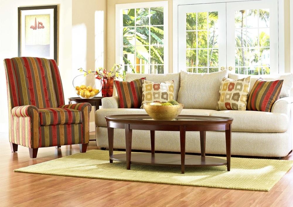Mid Century Living Room Tables
