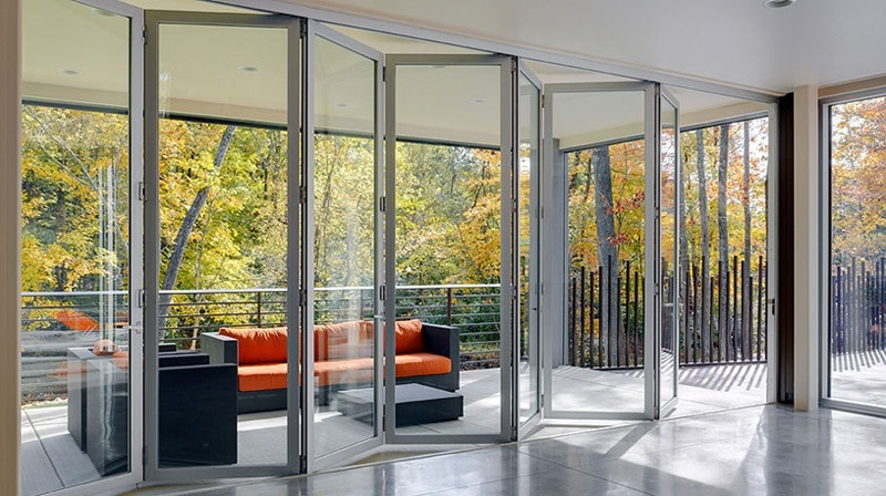 Modern Patio Sliding Doors