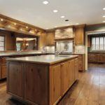 Modern Solid Wood Kitchen Cabinets: 8 Obvious Use Ideas