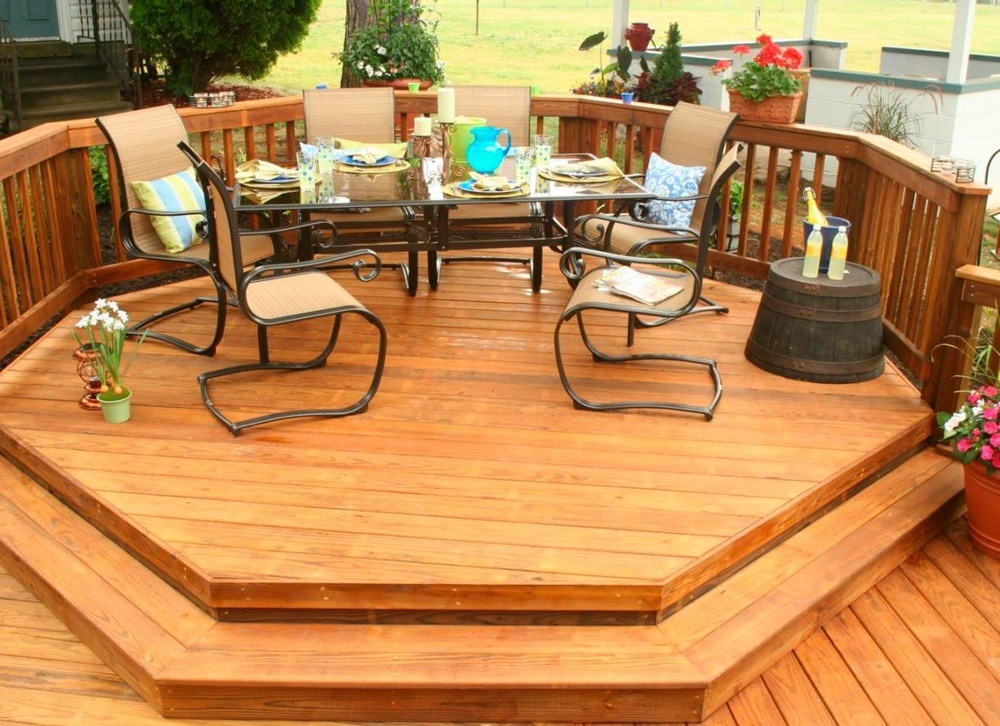 Paint or Stain Pressure Treated Wood
