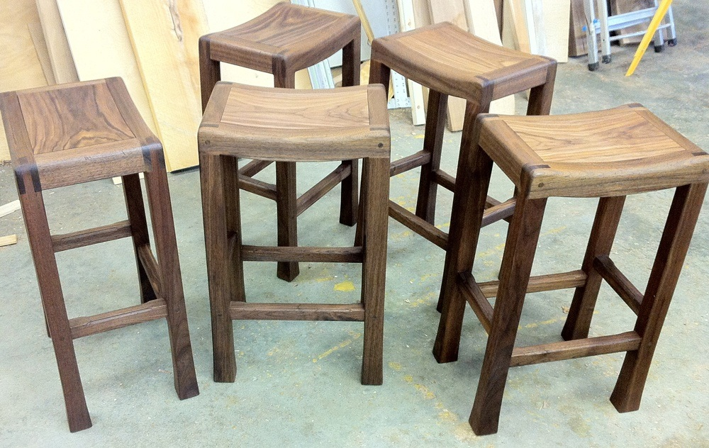 Kitchen Counter Height Bar Stools