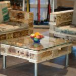 Ideas For Pallet Furniture At Your House And Garden