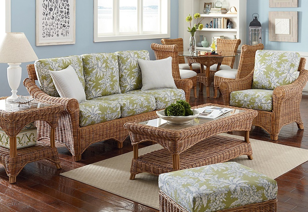 Indoor Wicker Furniture