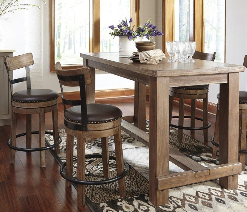 Kitchen Counter Table Set