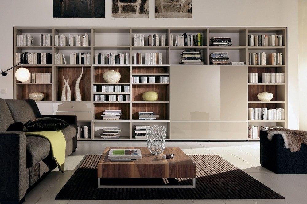 Modern Library Furniture