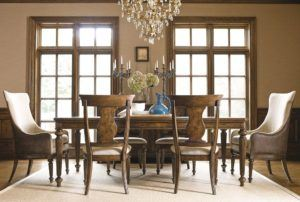 Natural Rectangular Dining Set