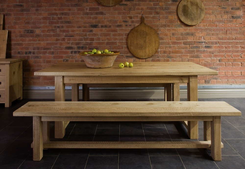 Oak Farm Tables