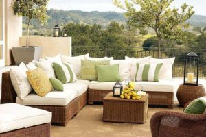 Outdoor Seagrass Furniture
