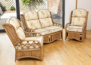 Seagrass Sofa Set