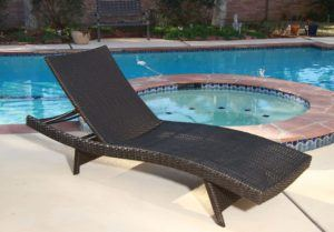 Stunning Outdoor Chaise Lounge Chair