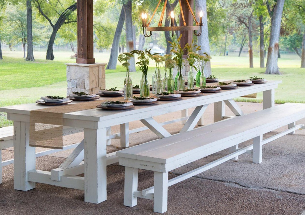 Whitewood Outdoor Furniture
