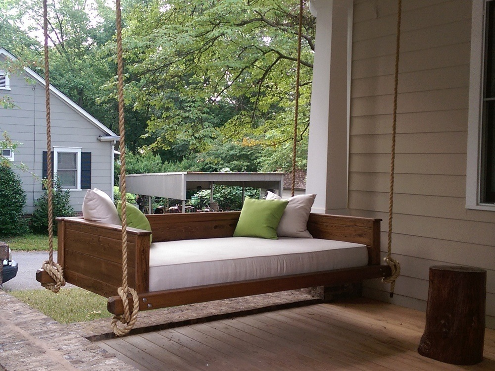 Modern outdoor daybed ideas are definitely what you need.