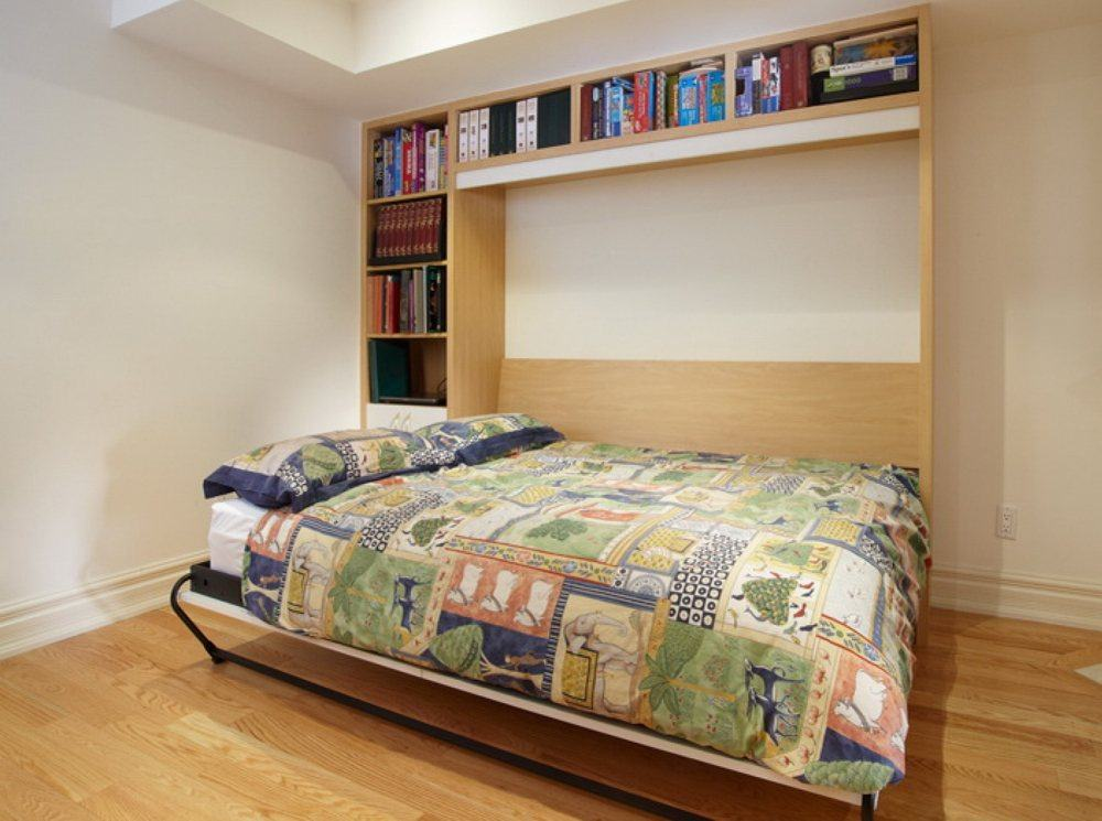 Murphy Bed For Small Room