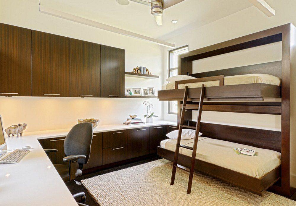 Narrow Murphy Bed