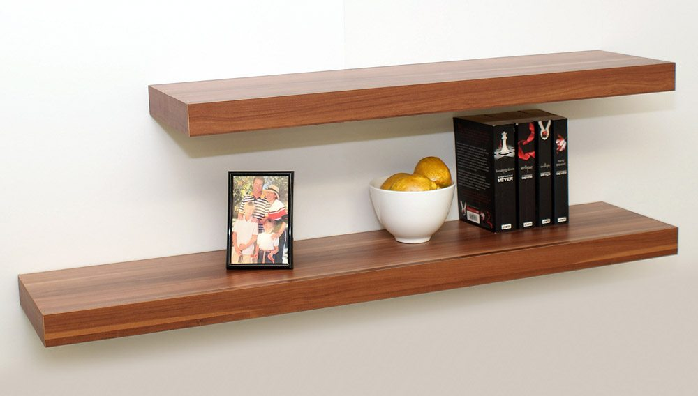 quality floating shelves | thebestwoodfurniture Best Floating Shelves