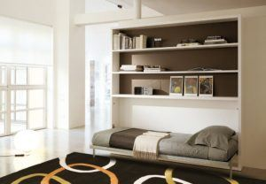 Wooden Quality Murphy Bed